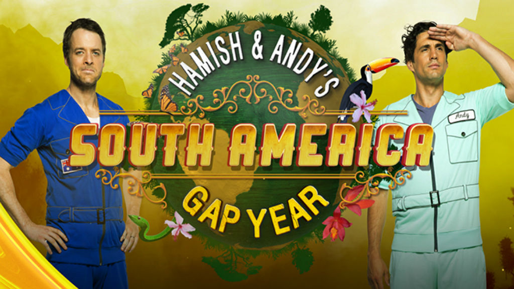 TV review: Hamish & Andy's Gap Year Asia | The West Australian